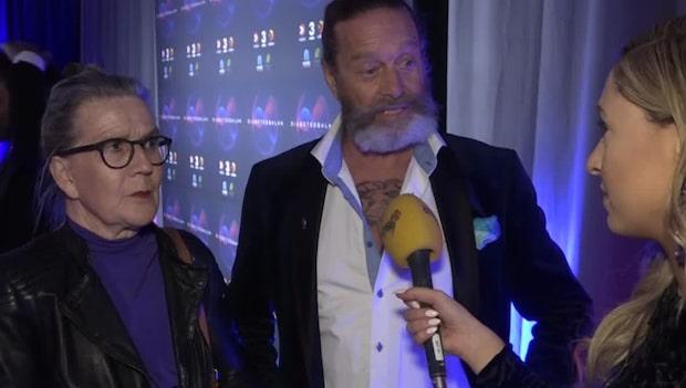 """Björn Ranelid: """"Jag följde en god vän in i döden"""""""