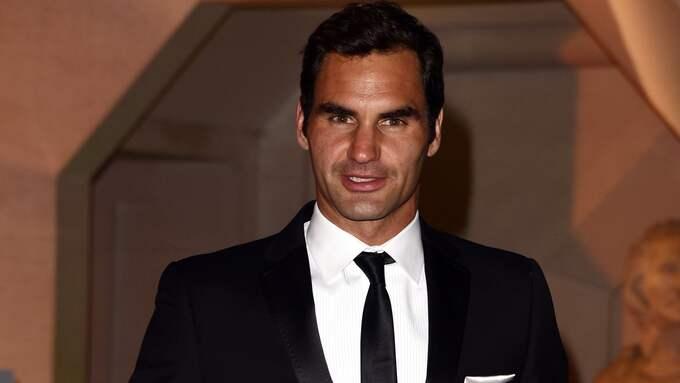 Roger Federer festade rejält efter sin historiska seger i Wimbledon Foto: INSIGHT MEDIA / INSIGHT MEDIA STELLA PICTURES