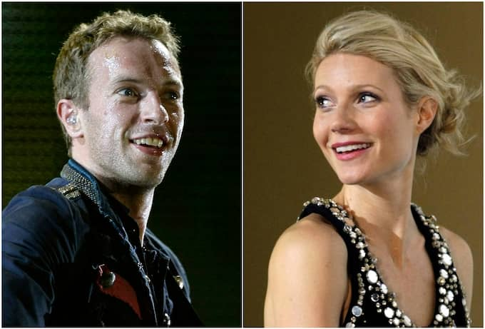 Chris Martin och Gwyneth Paltrow var tidigare gifta. Nu har Paltrow gått vidare och är förlovad med manusförfattaren Brad Falchuck. Foto: STAFF / REUTERS X01095