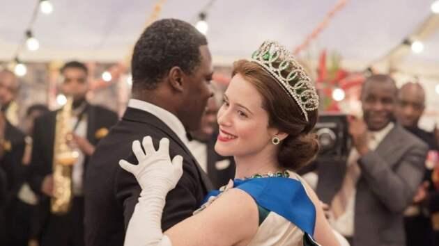 """Ja. """"The Crown"""" på Netflix går att ladda ner till mobilen och läsplattan. Foto: / NETFLIX"""