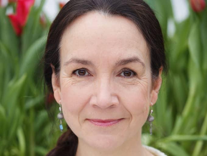Susanna Rosén är författare till flera kattböcker. Foto: Pernilla Hed / NORSTEDTS
