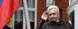 Assange stämmer Ecuadors regering