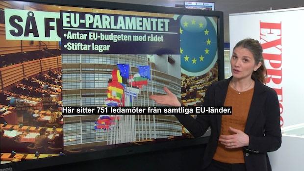 Så fungerar europeiska unionen