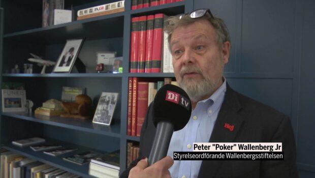 """Peter Wallenberg: """"Nobel är ett av Sveriges starkaste varumärken"""""""