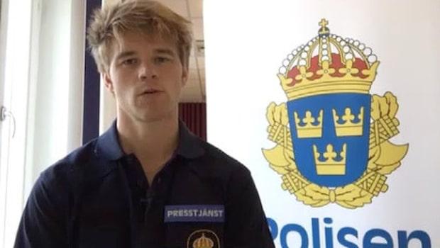 Mordförsök i Uppsala – man svårt skadad