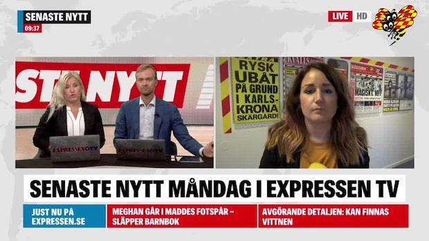 Här är morgonens nyheter från Sydsverige 5 augusti
