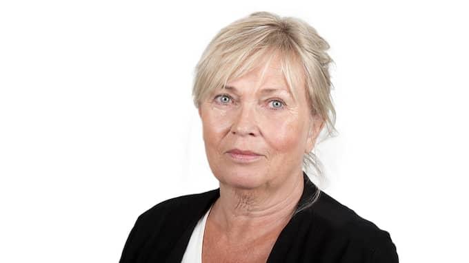 Känner till flera fall. Eva-Lotta Hermansson Truedsson vid polisen i nordvästra Skåne känner till flera fall av fräcka bedrägerier som riktar sig mot kvinnor på nätet. Foto: Polisen