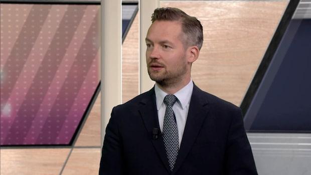 David Baas om Peter Lundgrens (SD) kritik mot Expressen