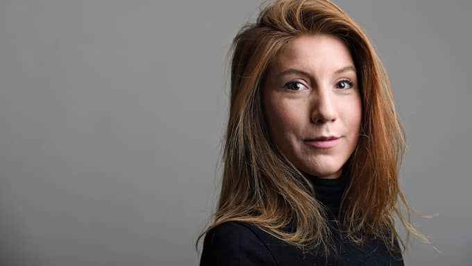 The missing Swedish journalist Kim Wall, who was aboard the sub but later disappeared, was not found inside the sunken vessel. Foto: TOM WALL /TT NYHETSBYRÅN