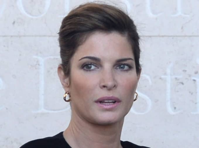 Stephanie Seymour. Foto: Richard Beetham/Splash News