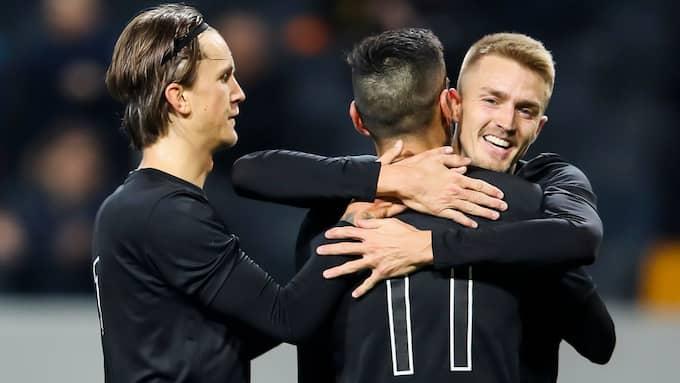 Där väntar AIK i semifinal på söndag. Foto: ANDREAS L ERIKSSON / BILDBYRÅN
