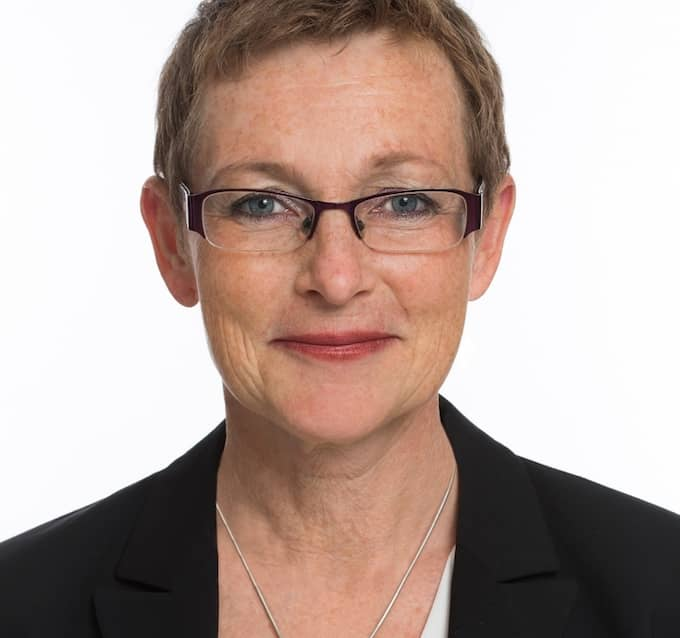 """Förre generaldirektören Maria Ågren undertecknade flea beslut om att göra """"avsteg från lagen""""."""