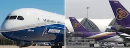 Flygbolaget: Överviktiga inte välkomna i affärsklass