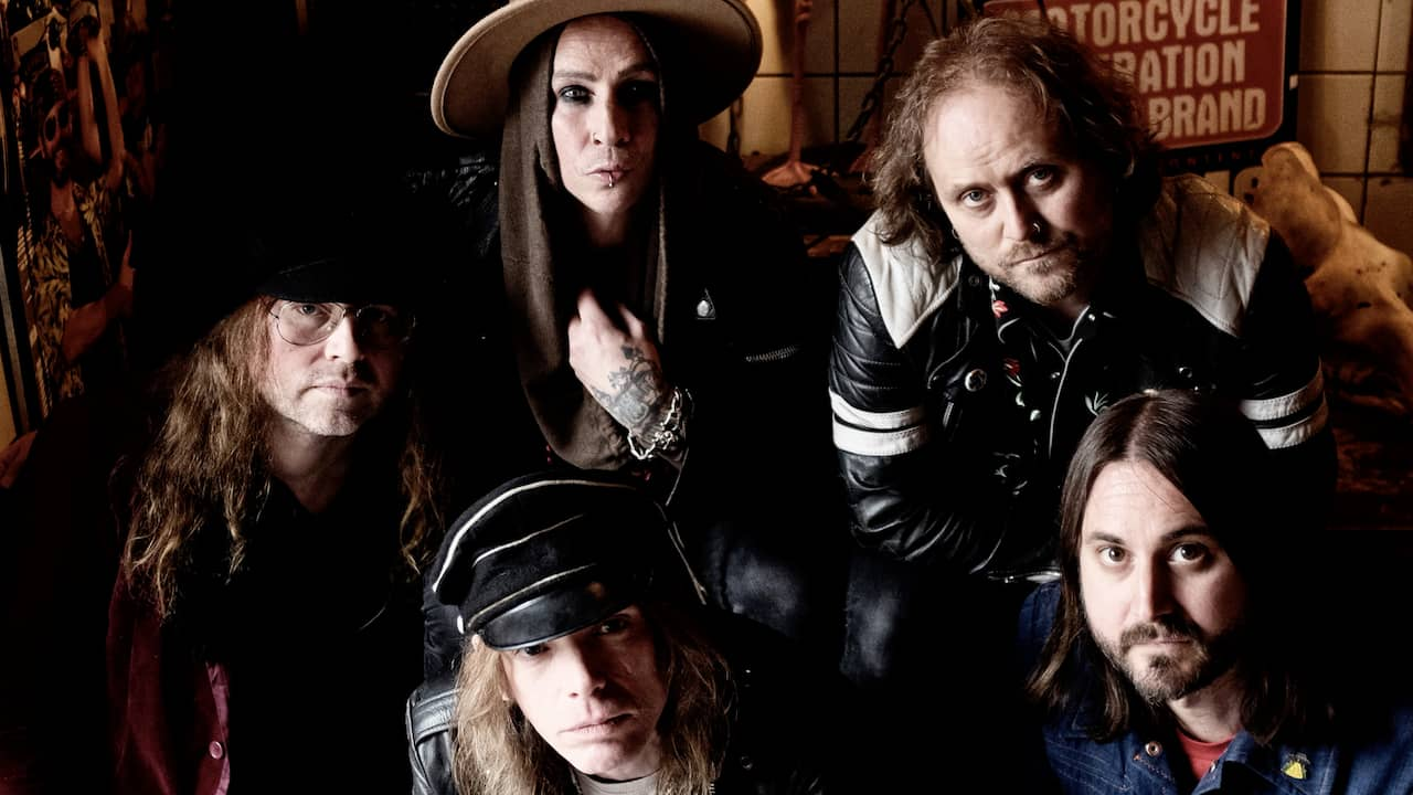 The Hellacopters till Sweden Rock