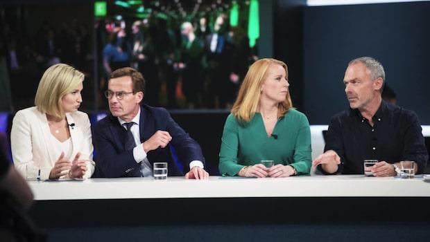 Ulf Kristerssons plan B: Offra Lööf och Björklund