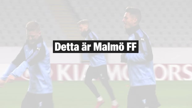 Detta är Malmö FF