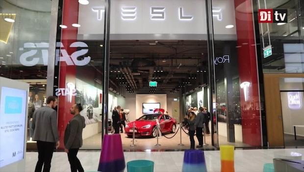 Nu lanserar Tesla sin Model 3 i Sverige