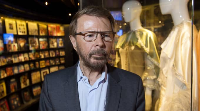 Björn Ulvaeus Foto: Sven Lindwall