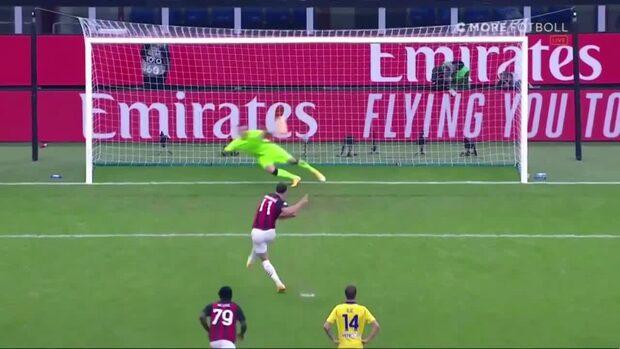 """Zlatan bränner ny straff: """"Inte ens nära att gå i mål"""""""