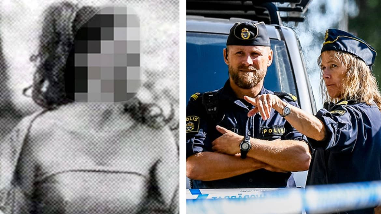 Spåret efter skytten som attackerade Olsson Lilja