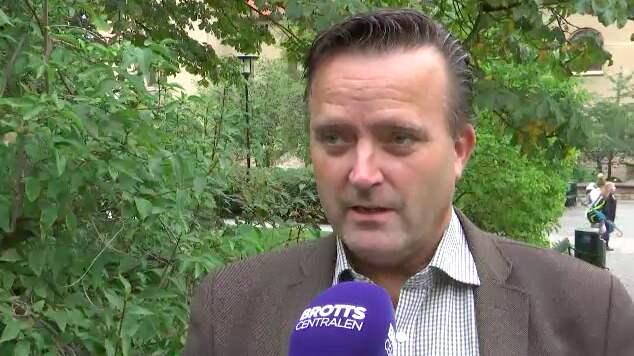 Jan Olsson, polisens nationella bedrägeriexpert. Foto: / BROTTSCENTRALEN