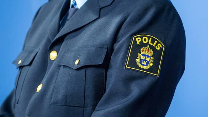 Det var i september som Ekot och P4 Stockholm avslöjade att rikspolischefen Dan Eliasson under 2015 beslutade att ge ett privat företag åtkomst till hemlig och känslig information från Polismyndighetens personal- och lönesystem. Foto: PELLE T NILSSON / STELLA PICTURES - PELLE T NILSSON