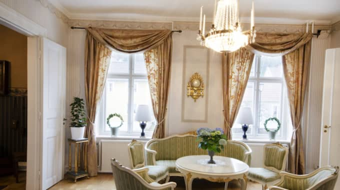 "Hotel Amalias hus i Gränna har utsetts till ""Luxury meeting & conference centre of the year 2016"" av resemagasinet Luxury Travel Guide. Foto: Privat"