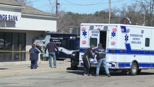Fyra personer dödade efter skottlossning på bank i USA