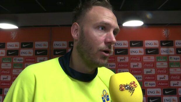 """Lagkapten Granqvist: """"En otrolig stolthet"""""""