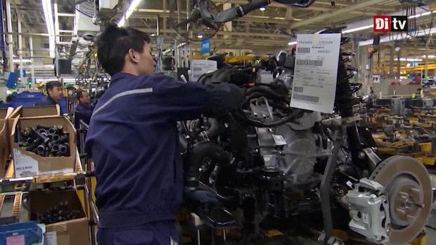 """Corona bromsar bilindustrin: """"Det är allvarligt"""""""