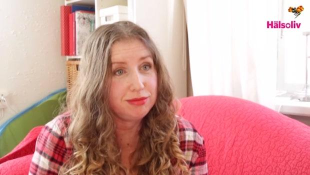 """Sarah Nilsson: """"Fler skulle kunna må mycket bättre"""""""