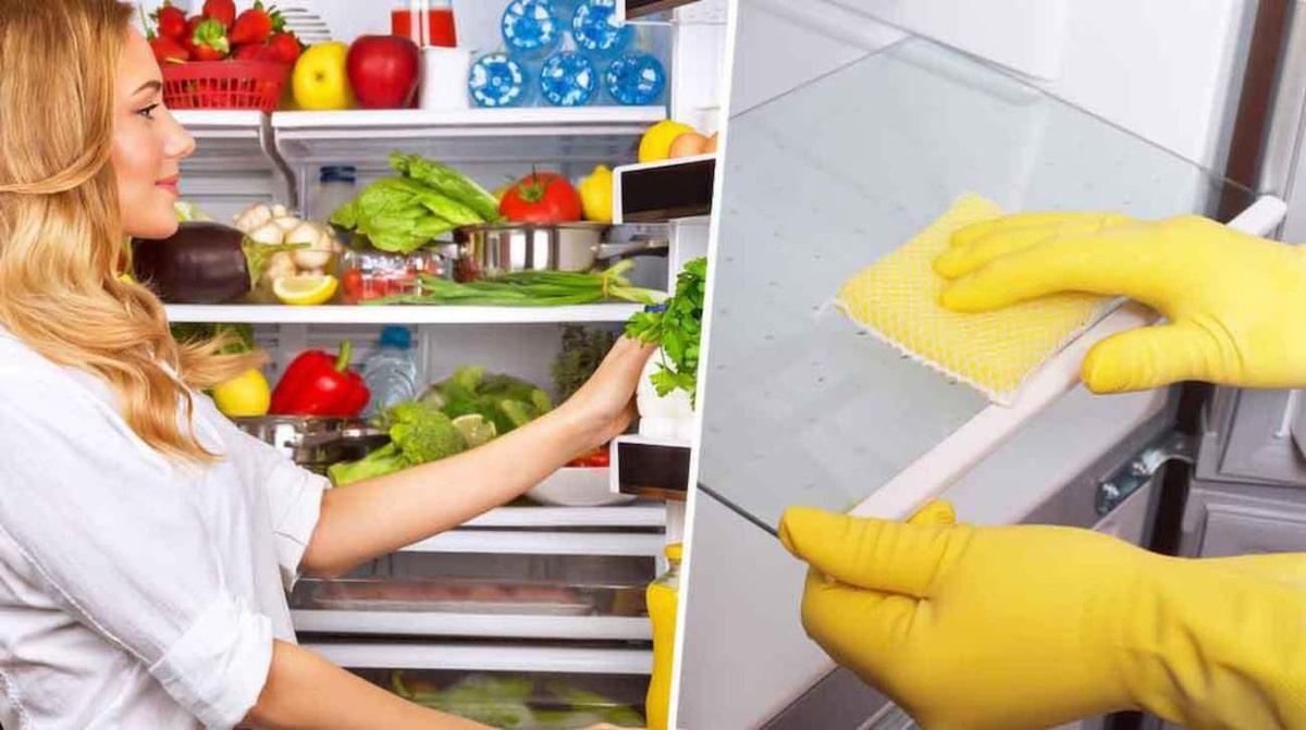 Tips! Så rengör du ditt kylskåp på bästa sätt | Husmorstips ...