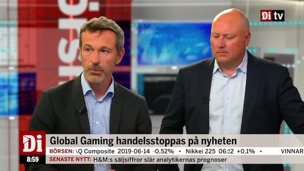 "Spelbolaget blir av med svensk licens: ""Det kommer ju stöpas om"""