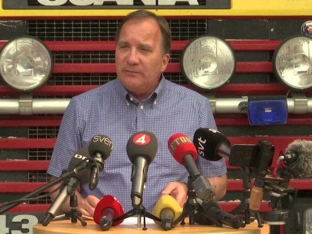 Stefan Löfven: Regeringen är beredd att göra allt