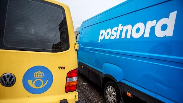 Hotet: Postnord riskerar konkurs