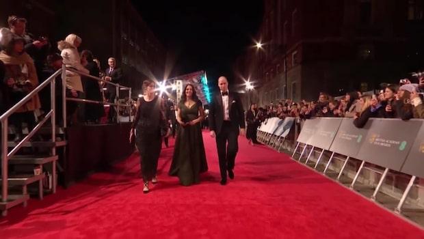 Kritik mot Kate Middleton efter galan