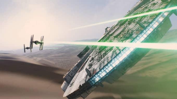 Den nya Star Wars-filmen har regisserats av J.J. Abrams.