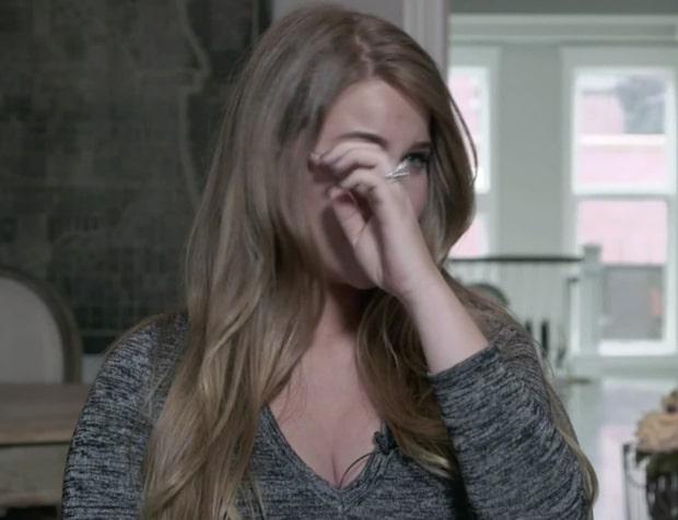 """Hockeyfruns tårar: """"Då man ifrågasätter allt"""""""