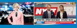 Expressen TV:s Senaste  Nytt – nu i ny skepnad