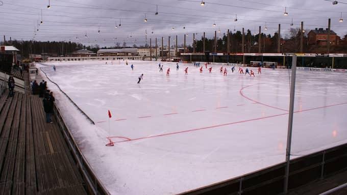 Tingvalla isstadion i Karlstad. Foto: JAN AINALI/WIKIMEDIA COMMONS