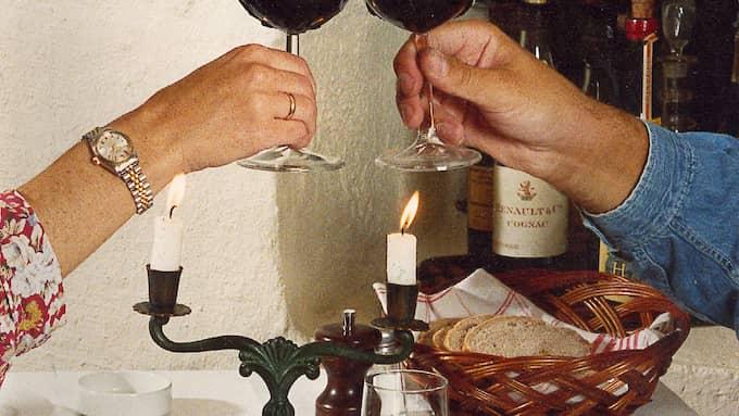 Fokus på vin under vin- och delikatessmässan, men även delikatesser som ostar, charkuterier och choklad finns i utbudet. Foto: - -