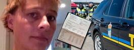 Winnie, 47, drack cola – och fastnade i tullen
