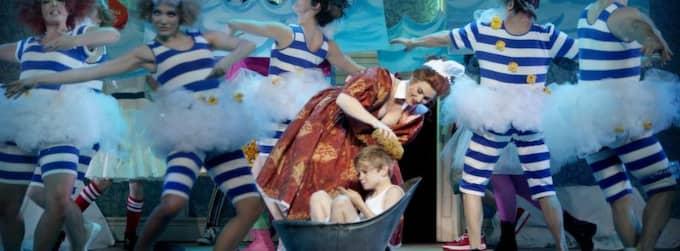Brittens opera gör publiken delaktig. Foto: Malin Arnesson