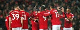 Uppgifter: Sex spelare kan lämna Man United