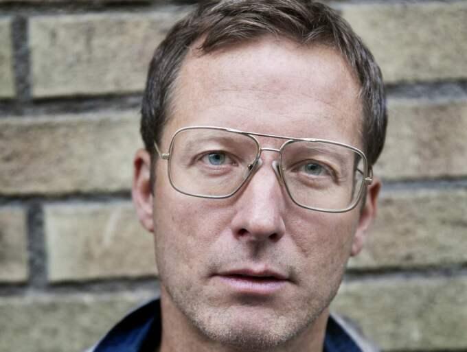 Magnus Linton. Foto: Jessica Segerberg