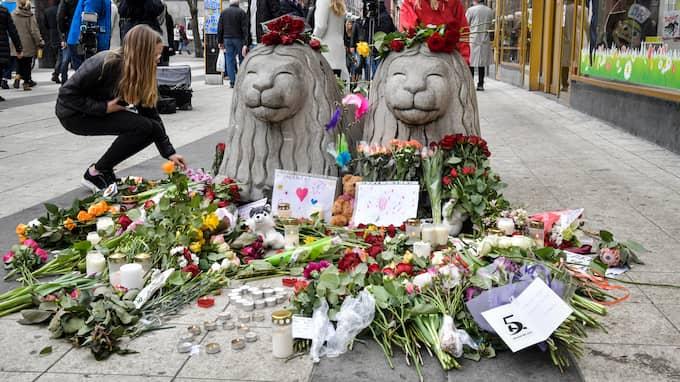 Förundersökningen kring terrordådet på Drottninggatan är klar. Foto: JONAS EKSTRÖMER/TT