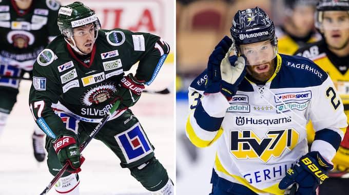De före detta lagkamraterna Sebastian Stålberg och Robin Figren ställs i kväll mot varandra.