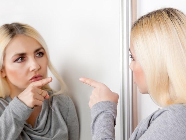 Pratar du med dig själv?