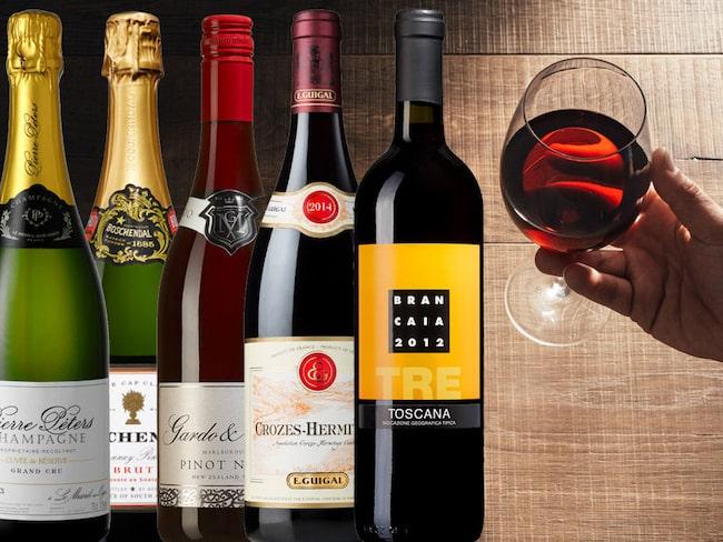 """Det är alltid bra att ha en """"basgarderob"""" med gott vin hemma som passar för alla tillfällen."""