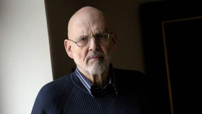 Författaren och illustratören Jan Lööf. Foto: Janerik Henriksson / Scanpix